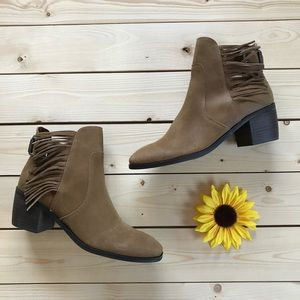 Lucky Brand Shoes - Lucky Brand Makenna Booties NEW